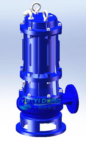 潜水排污泵图片