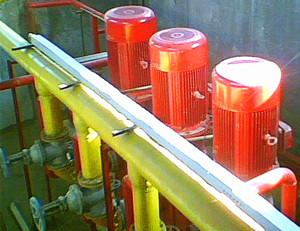 XBD立式多级消防泵图片