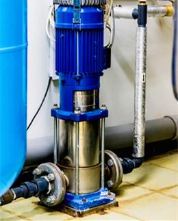 立式多级离心泵使用现场图片